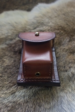 50 round 22 cartridge box belt slip