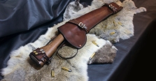 Rossi Mares leg scabbard and cartridge carrier