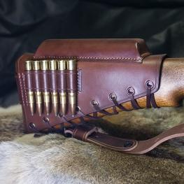 """Raised 1"""" Lee Enfield cartridge carrier"""